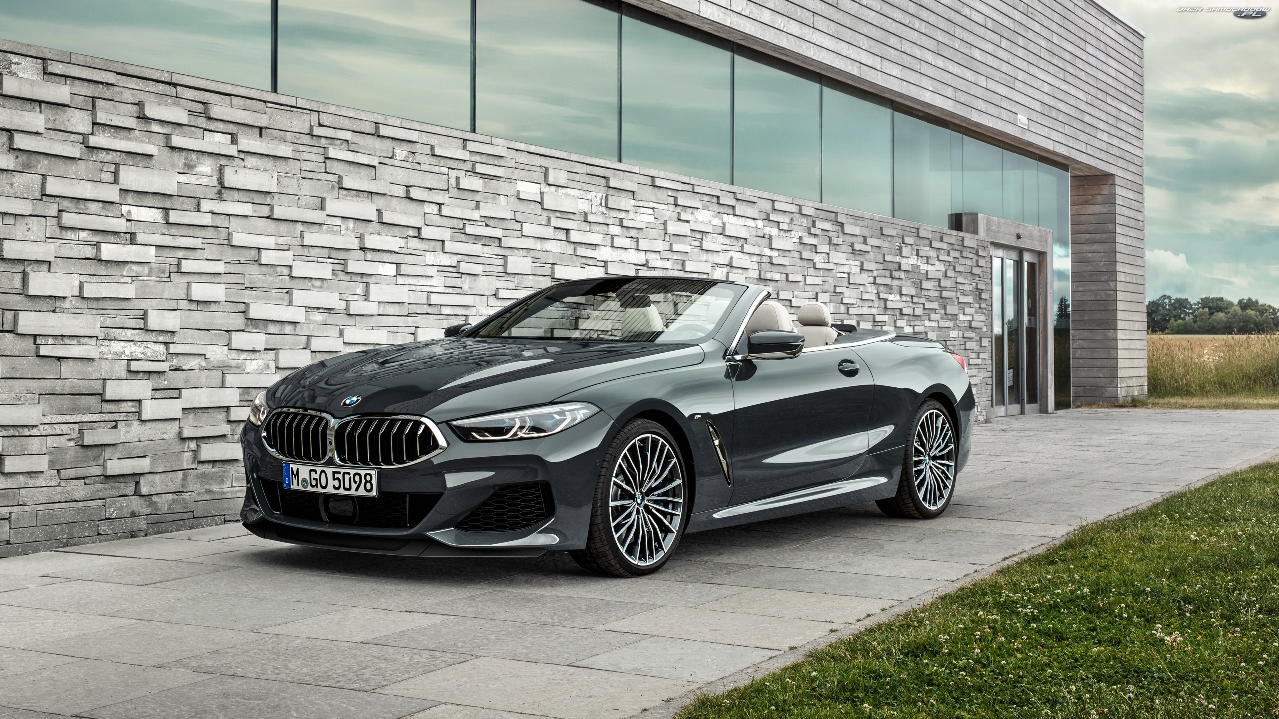 BMW M8 G14 Convertible