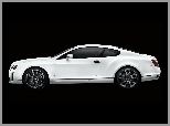 Bentley Continental, Lewy, Profil
