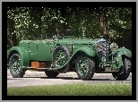 Bentley 8 Litre Tourer 1931