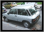Bok, Parking, Lewy, Autobianchi A112