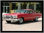 Car, Chevrolet Impala, Muscle
