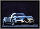 Car, Audi Rosemeyer, Concept