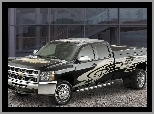 Car, Chevrolet Silverado, Demo