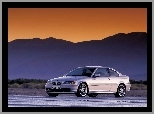 coupe, BMW 3, E46