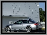 Coupe, BMW M3, Frozen Gray Series