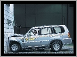 Crash-test, Hyundai Terracan