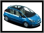 Dach, Citroen C4 Picasso, Panorama