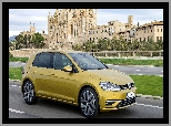 Facelift, Droga, Volkswagen Golf 7, 2017
