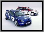 Ford Focus, Rajdowy, Ford Puma