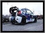 Ford Fiesta ST, Race Car