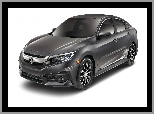 Honda Civic EX Sedan, 2017