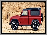 2018, Land Rover Defender Works V8, Limited Edition