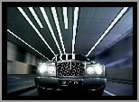 Maska, Bentley Arnage, Tunel