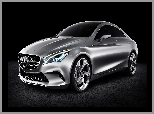 Coupe, Mercedes, Concept