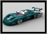 Model, Maserati MC12, Wyścigowy