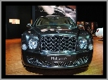 Bentley Mulsanne, Reflektory