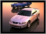 Mustang, Modele, Ford, Dwa