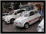 Nowy, Zlot, Stary, Abarth 595
