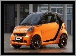 2011, Pomarańczowy, Smart Fortwo NightOrange Limited Edition