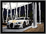 Pur Blanc, Bugatti Veyron, Supersport