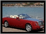 Rolls-Royce Phantom Drophead Coupe, Morze