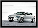 Audi A1, Srebrny, Shooting Brake