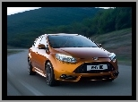 ST, Ford Focus, Pakiet