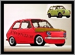 Tuning, Fiat 126p, Maluch
