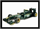 Zielony, Tune Group, F1, Lotus